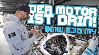 JP Performance - Der Motor ist drin! | BMW E30 M4