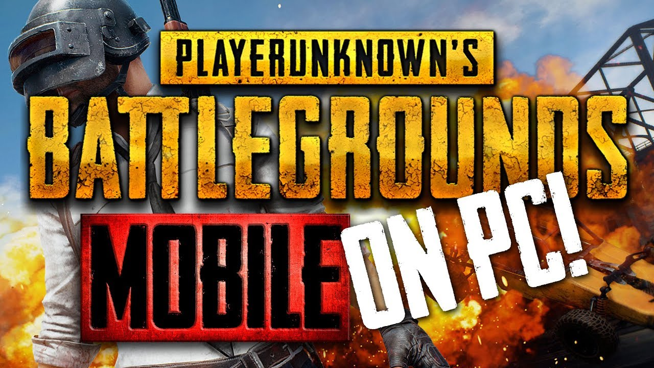 how to play pubg mobile with keyboard