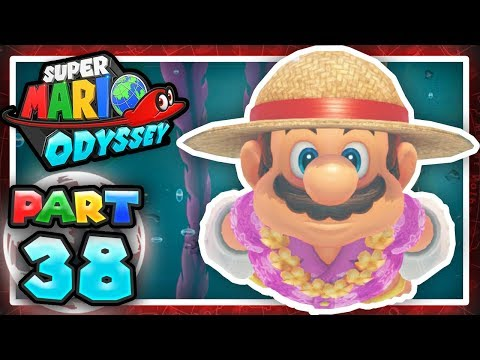 Super Mario Odyssey: Part 38 - Vacation Time is Over! 100% (Let's Play)