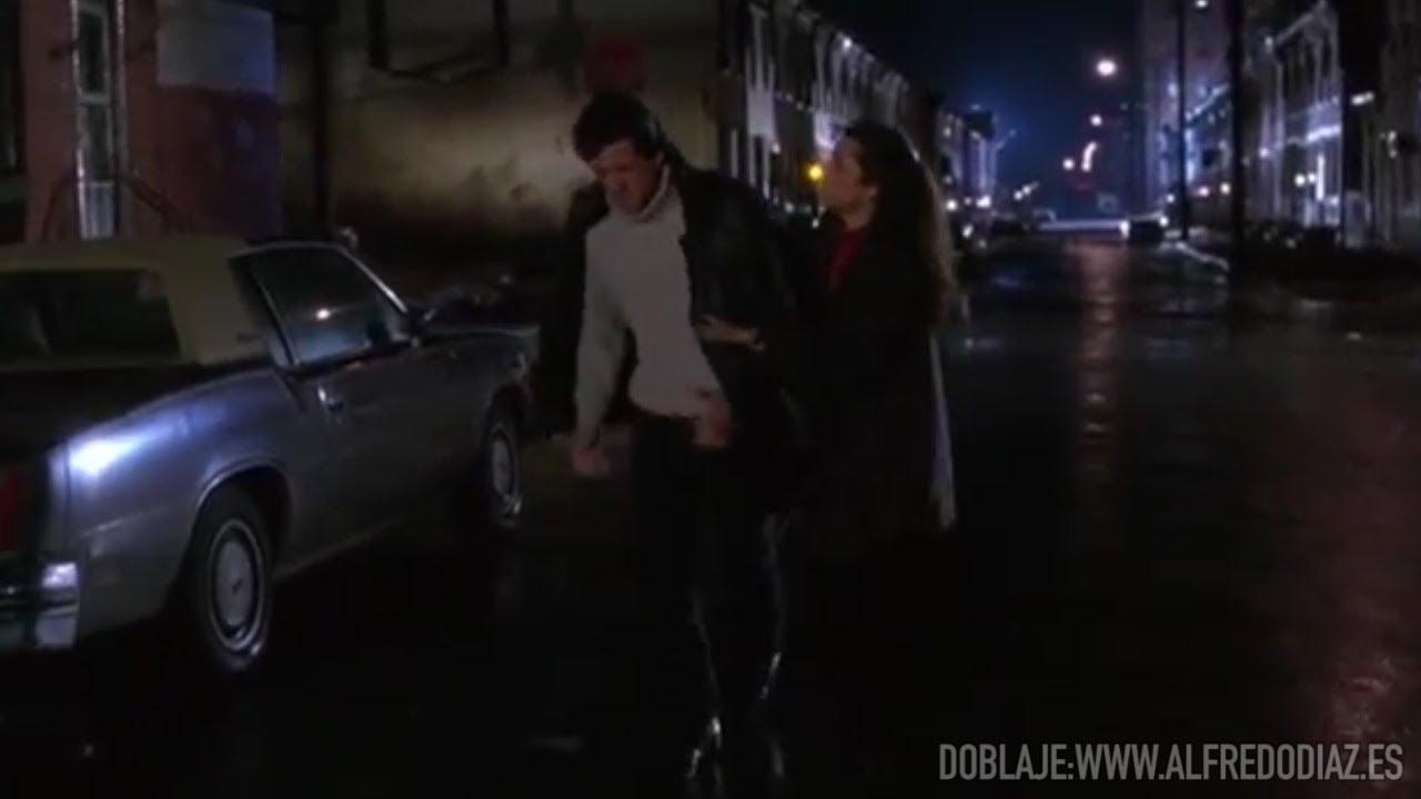 Rocky se ve con Adrian durante la cuarentena