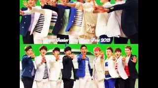 [DL/Audio] Super Junior Lotte Duty Free 2013 (Kor/Jap/Chin)
