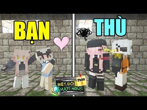 gửi hàng đi úc - Minecraft Biệt Đội Vượt Ngục (PHẦN 8) #9- LÝ DO ROSE VÀ JASMINE GHÉT NHAU 👮 vs 😠