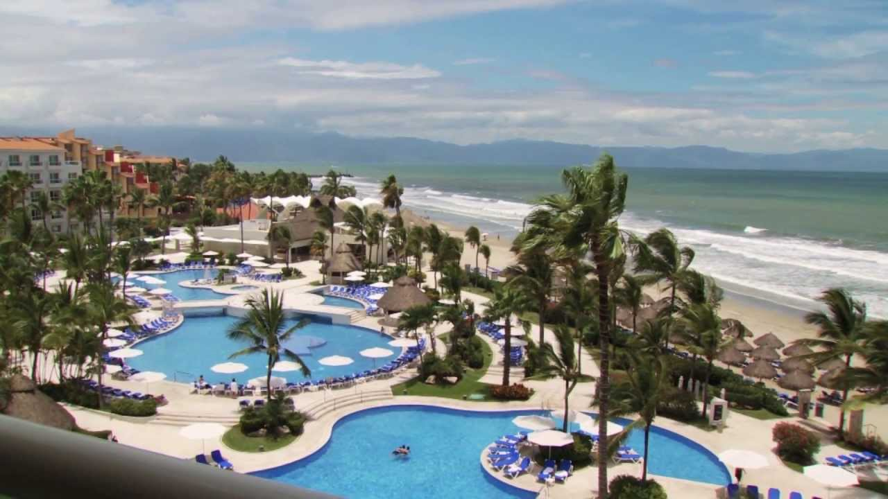 Hard Rock All Inclusive Resort In Puerto Vallarta Mexico YouTube - Puerto vallarta resorts all inclusive