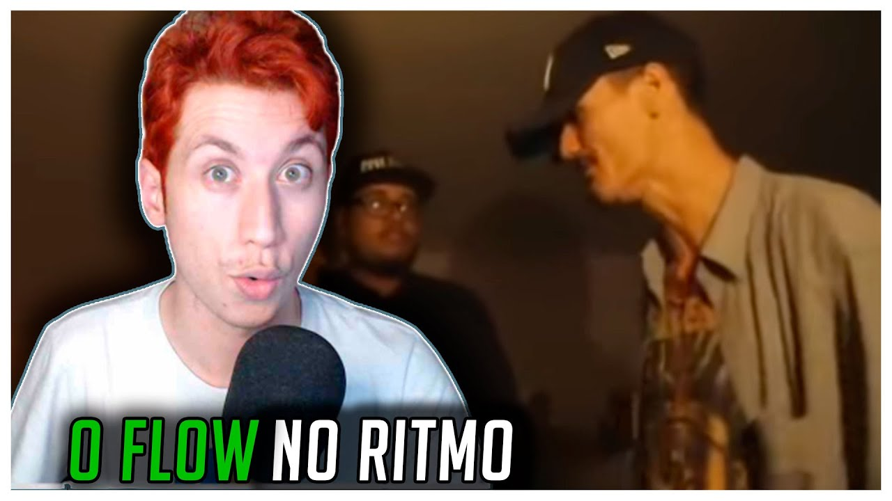REACT Quando o FLOW é igual ao RITMO DO BEAT! (RCHD)