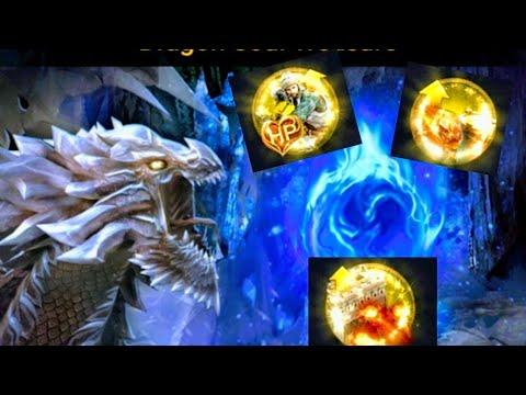 Clash Of Kings : Dragon Skills And Dragon Soul Treasure #CokExclusive (SUBTITLES INCLUDED)