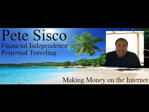 Perpetual Traveling with Pete Sisco