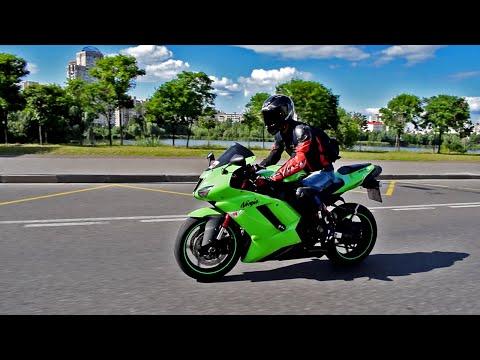 Отзыв владельца Kawasaki Ninja ZX6R. Обзор, тест-драйв Моторейтинг