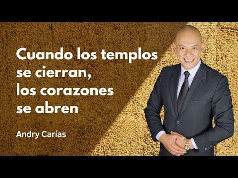 Cuando los templos se cierran, los corazones se abren - Andry Carías - Guatemala - M015