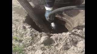 Прочистка канализации с механическим корнерезом(, 2012-11-28T21:16:51.000Z)