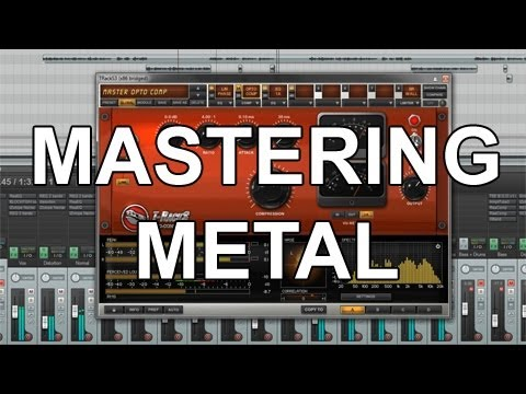 How To - Mastering Metal