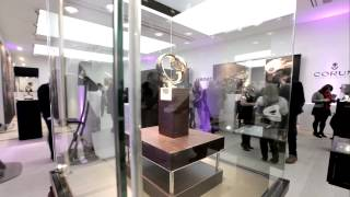 TAG Heuer | Launch of the new TAG Heuer MikrotourbillonS in UK
