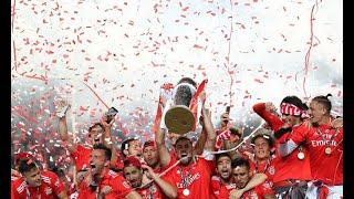 Benfica Conquista 37 º Título De Campeão Nacional E Arganil A Festejar