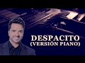 Luis Fonsi - Despacito ft. Daddy Yankee (Versión Piano)