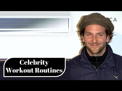 Bradley Cooper Workout Routine for American Sniper