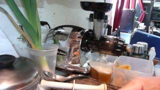 How To Make Homemade Cantaloupe Juice