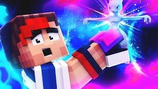 CATCHING LEGENDARY MEWTWO IN POKEMON GO!!! (Minecraft Roleplay)