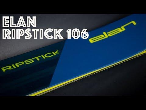 Elan Ripstick 106: Review