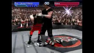 WWF Smackdown 2 undertaker vs Kane Casket Match