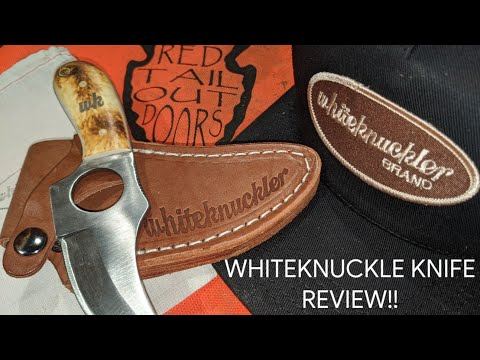 Whiteknuckler Knife Review-Worth the Money?