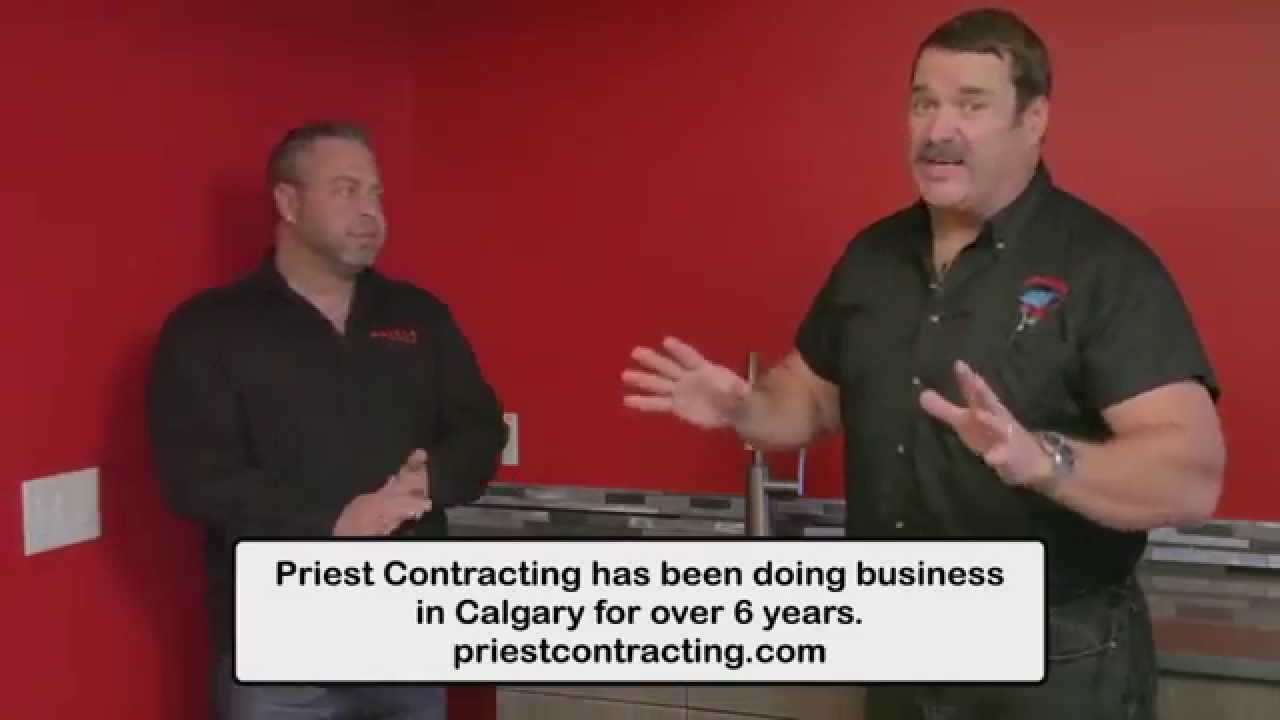 Priest Contracting Inc On Pete The Plumber Show