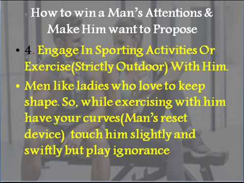 what makes a man want to propose
