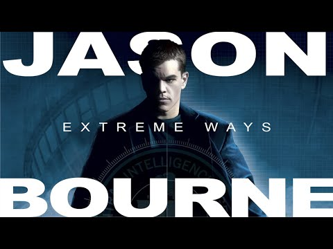 The Bourne Trilogy: Extreme Ways   1080p