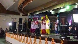 Preet harpal live performance gndu amritsar lohri 2016