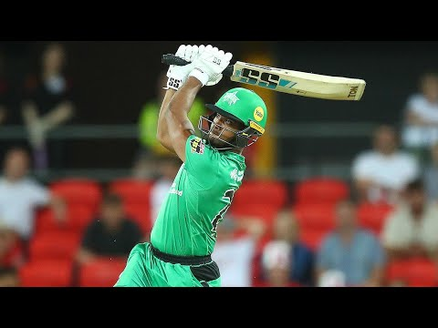Pooran powers eight sixes in stunning BBL knock | KFC BBL|10