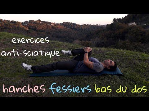 Stretching Anti-douleur Sciatique (part 2)