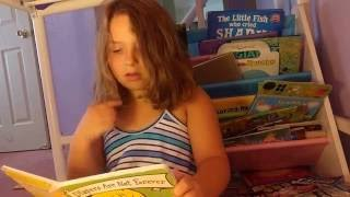 6 Year Old Mallory Reading