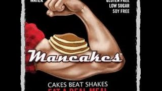 Protein Mancakes Taste Test - Upcoming Mri Results
