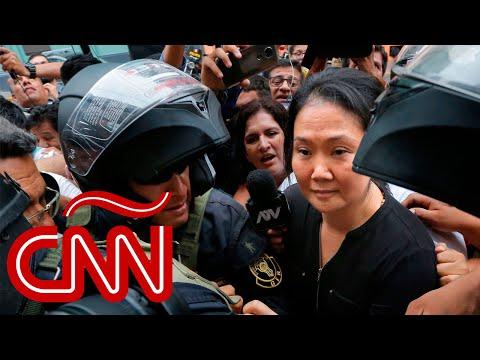 """Keiko Fujimori vuelve a prisión preventiva: """"Esto es venganza política"""""""