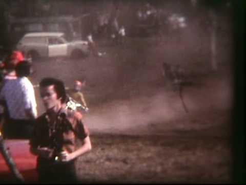 COSTA RICA MOTOCROSS RACING 1974