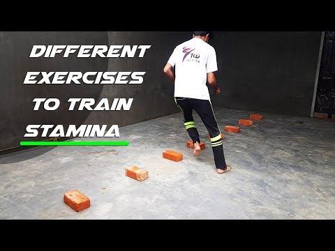 Taekwondo Different Exercises To Train Stamina - TKD Action