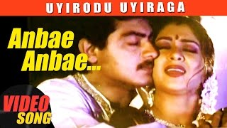 Anbe Anbe  Song | Uyirodu Uyiraga Tamil Movie Songs | Ajith | Richa Ahuja | Vidyasagar