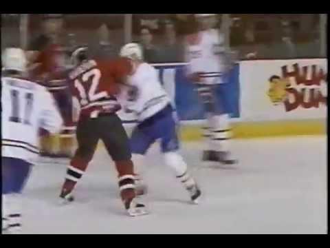 Mike Keane vs Bill Guerin