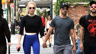 Joe Jonas And Sophie Turner Taking Their Relationship To The Next Level
