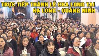 🔴 TRỰC TIẾP Lễ Đức Mẹ Vô Nhiễm Nguyên Tội Cha Giuse Trần Đình Long Tại Hạ Long -Quảng Ninh- 12.2019