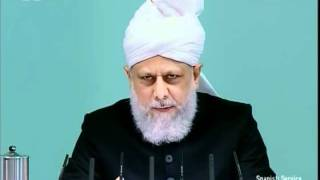 Español Friday Sermon 18 March 2011, Natural Disasters and Divine Punishment