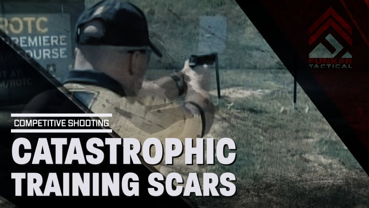 Catastrophic Training Scars From Competition Shooting