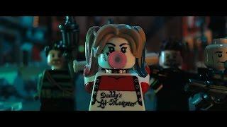 Отряд Самоубийц в Лего (трейлер)