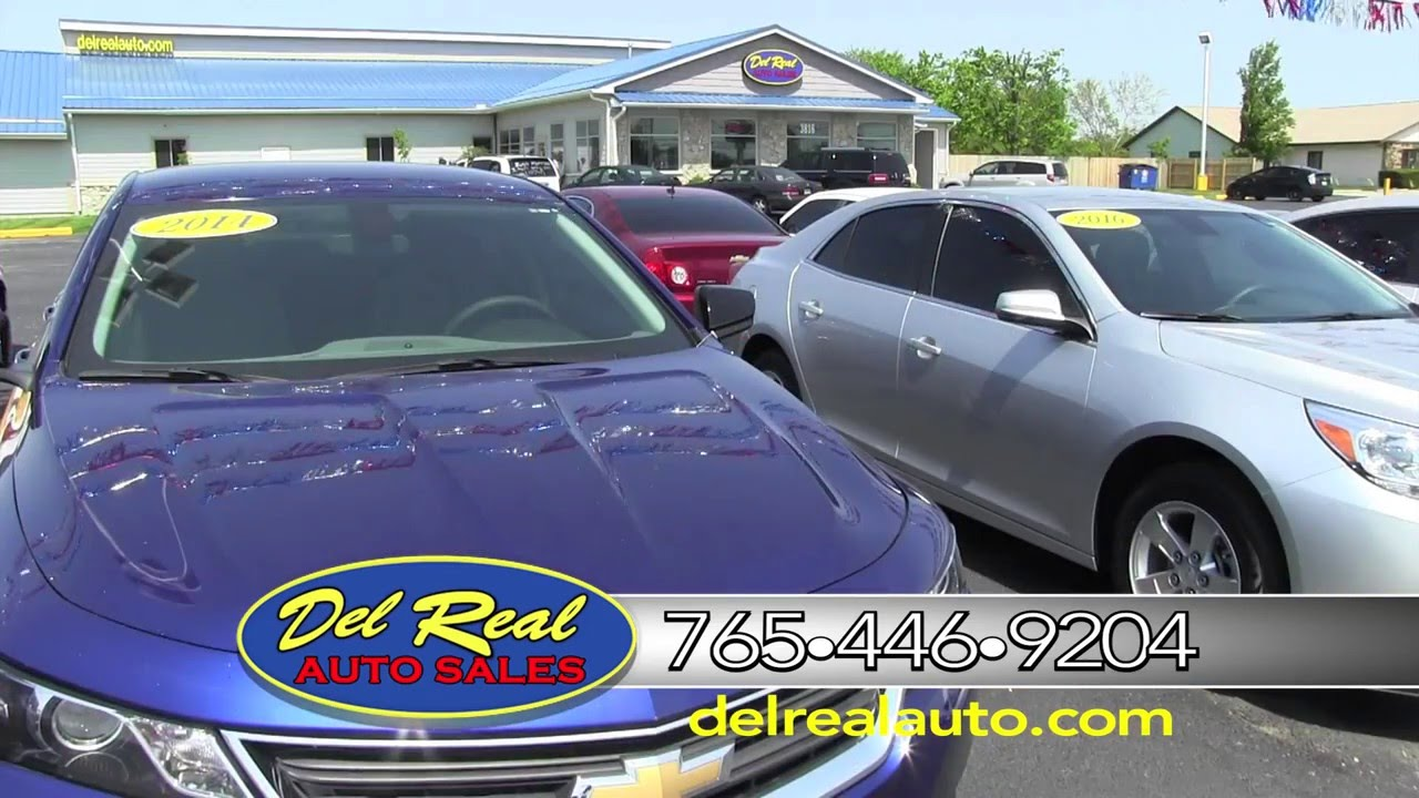 Del Real Auto In Lafayette Indiana Produced By Innovative Digital Media