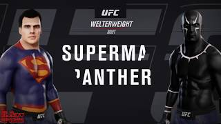 Superman Vs Black Panther - EA SPORTS TV