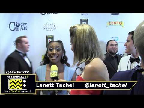 Suzanne DeLaurentiis Gala - Interview with Lanett Tachel