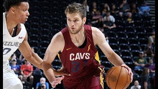 Undrafted Rookie Dean Wade Earns a Contract with the Cavs - MS&LL 7/9/19