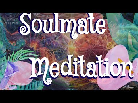 LOVE Soulmate Twin FLAME Soul Attunement MAGIC SPELL Meditation W/ Eloh Projects & Pixel-Pusha