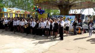 Нижнекамск, авторская песня в День Пионерии