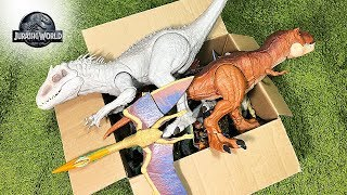 50-rare-dinosaur-toys-in-a-box-jurassic-world-dinosaur-toys-action-figures