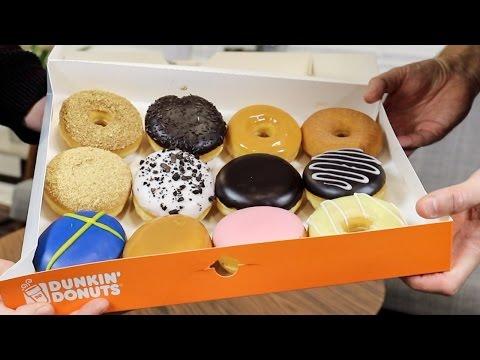 Matgeek testar: Dunkin