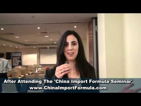 Reviews Of China Import Formula Seminar
